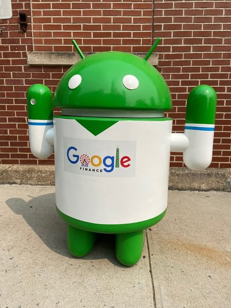 Chicago Finance Google Android cover photo