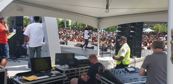 Hot 97.9 Block Party cover photo