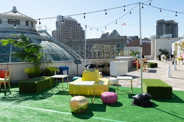 Out of Office - Rooftop Happy Hour