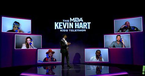 The MDA Kevin Hart Kids Telethon