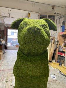 Fomo - 8 ft. Topiary Dog Sculpt photo 144071EC-902D-4F2B-BCDB-7AA72A7C43B8.jpg