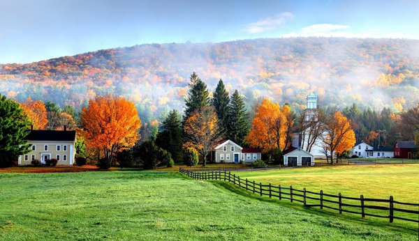 Weekend in the Berkshires cover photo