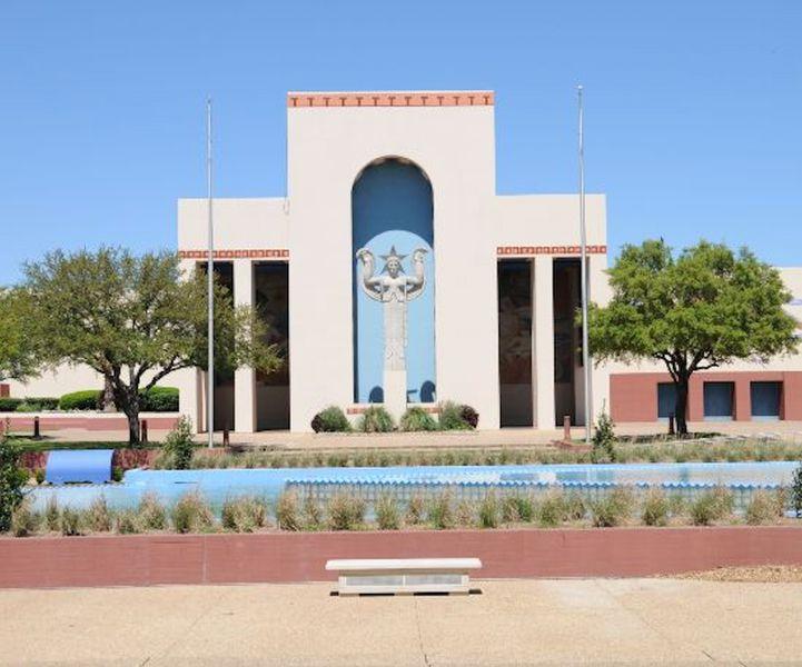 The Centennial Hall