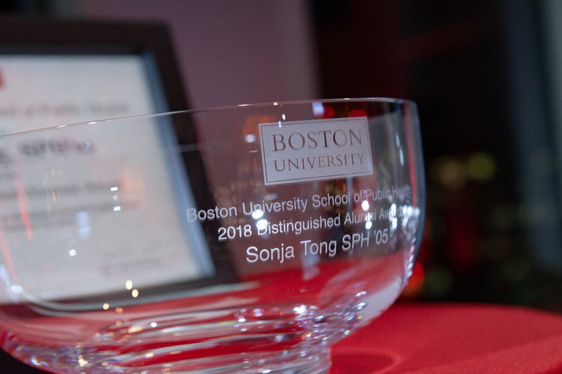 Boston University APHA Conference cover photo