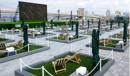 Green Roofs at Pier 17