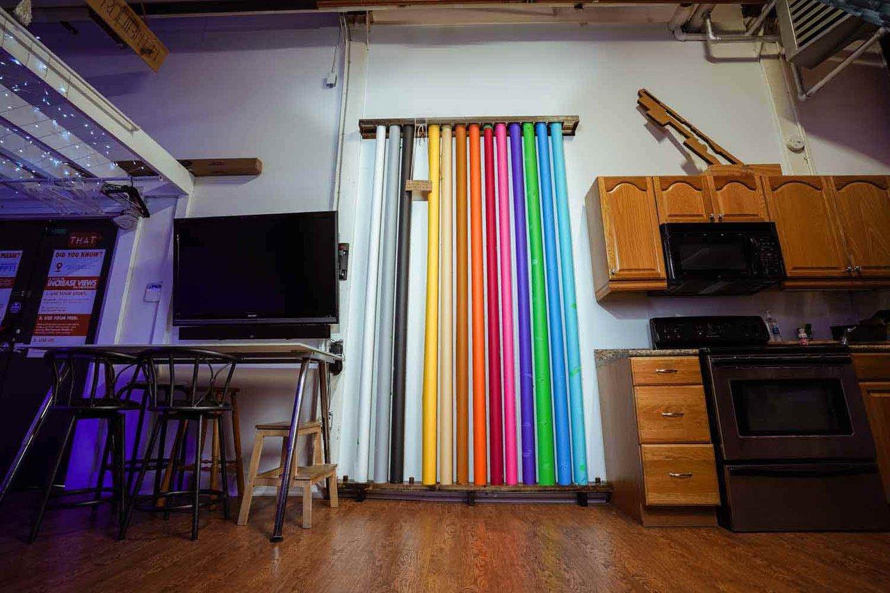 THAT Toronto Studio - Event Venue Rental photo Coloured-seamless-paper-rolls-THAT-Toronto-Studio.jpg