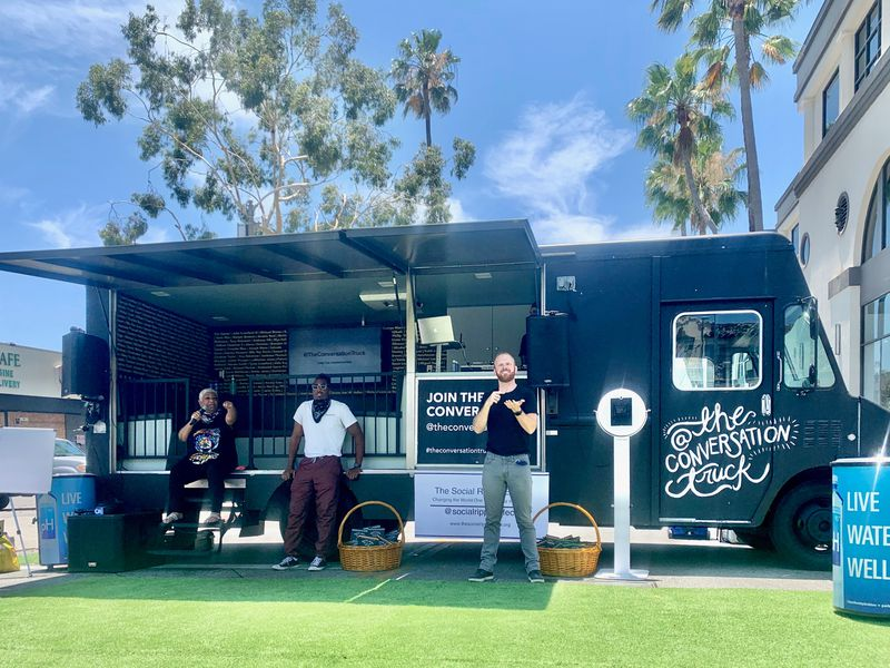 Food Truck Activations service