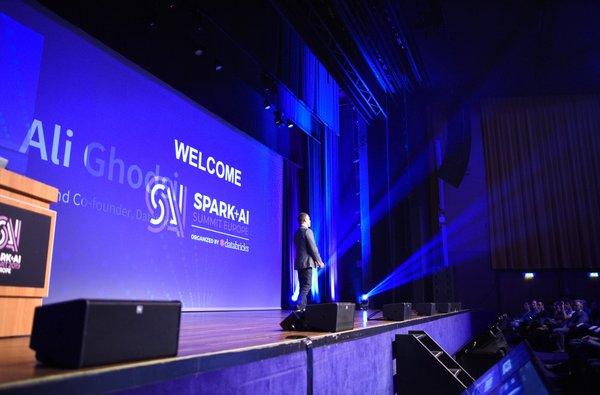 Spark + AI Summit Amsterdam cover photo