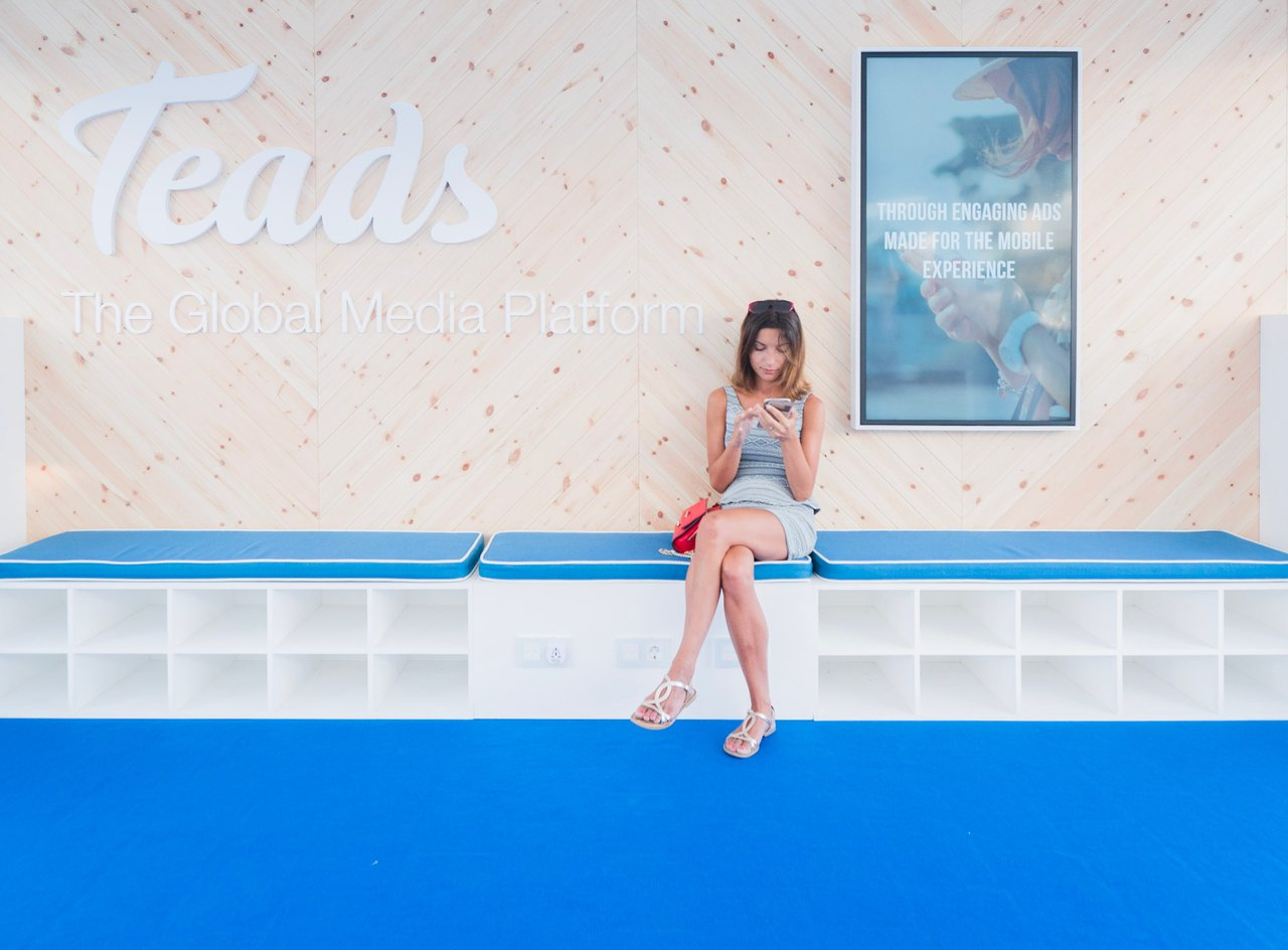 Teads @ Cannes Lions Film Festival cover photo