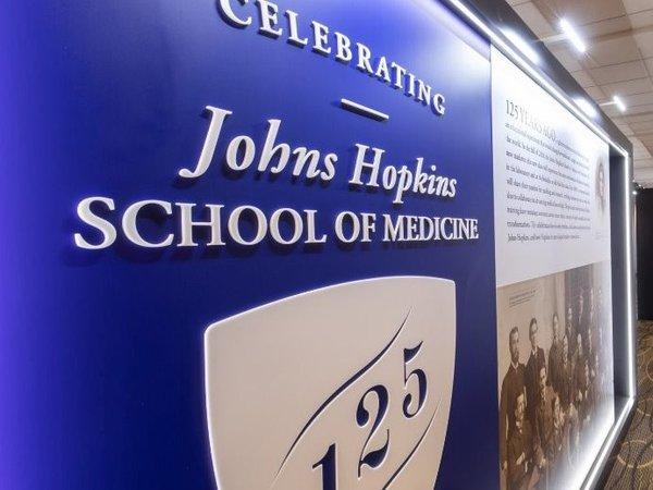 Johns Hopkins Lobby cover photo