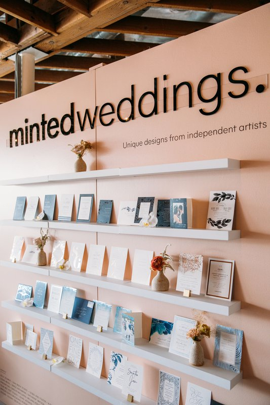 Minted Weddings  cover photo