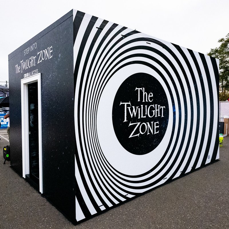 The Twilight Zone @ Comic Con cover photo