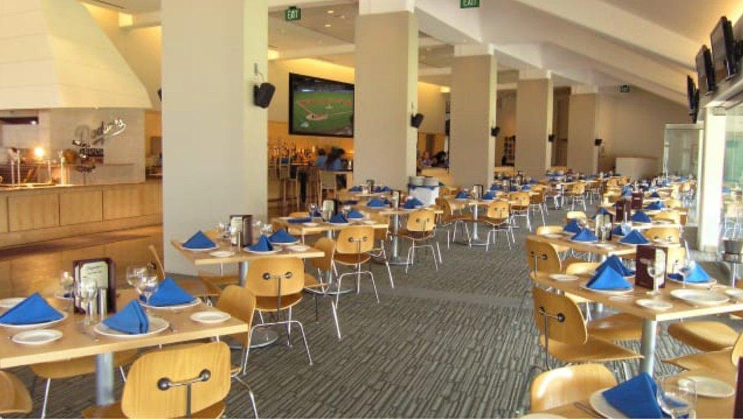 Stadium Club space photo