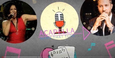 Acapella Name That Tune