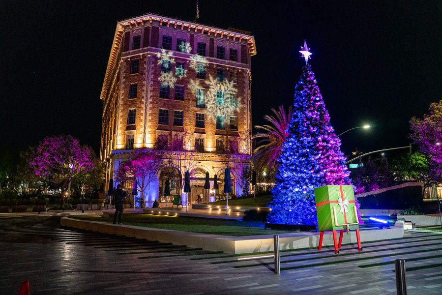 2020 Culver City Holiday Tree Lighting