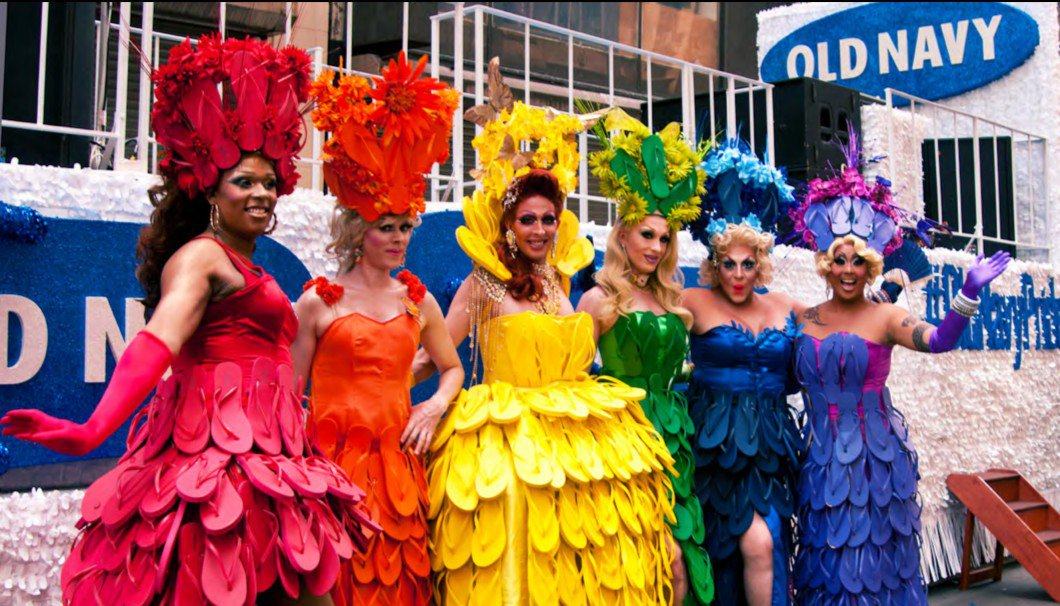 Old Navy:  Pride Parade photo Screen Shot 2019-08-12 at 6.jpg