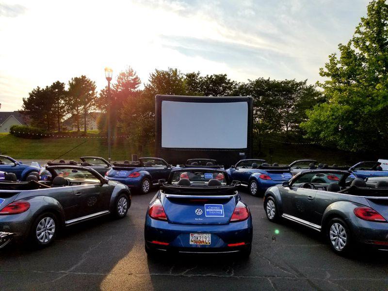 Drive-In Movie Night