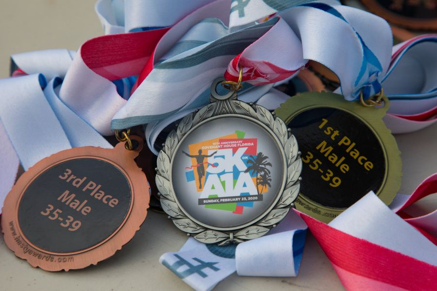 10th Anniversary 5k on A1A