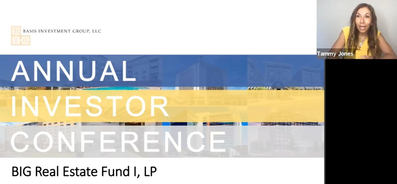 BIG Annual LP Conference