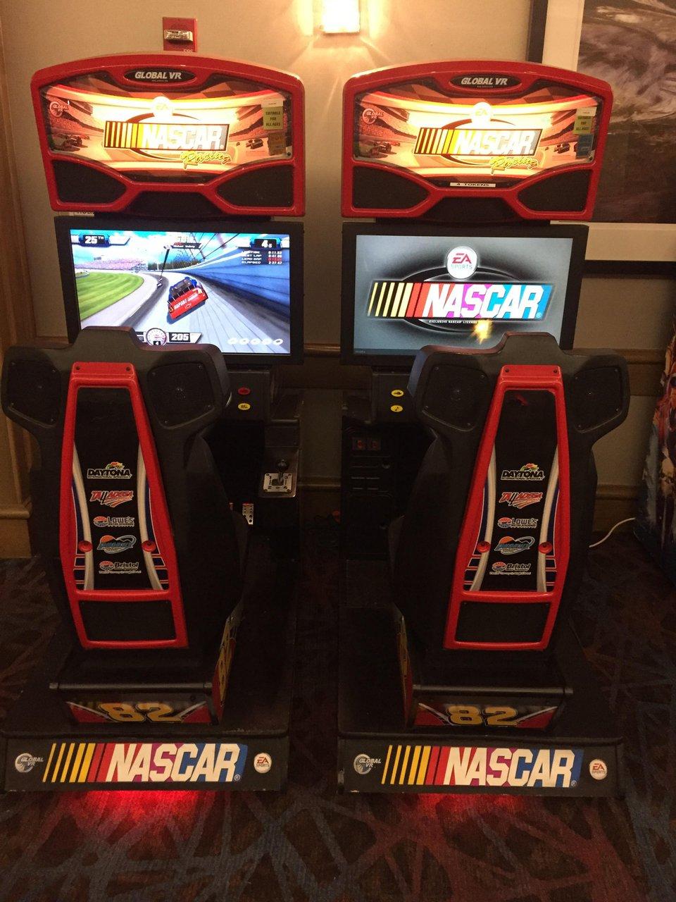 Weekend of Gaming photo VR Nascar.jpg