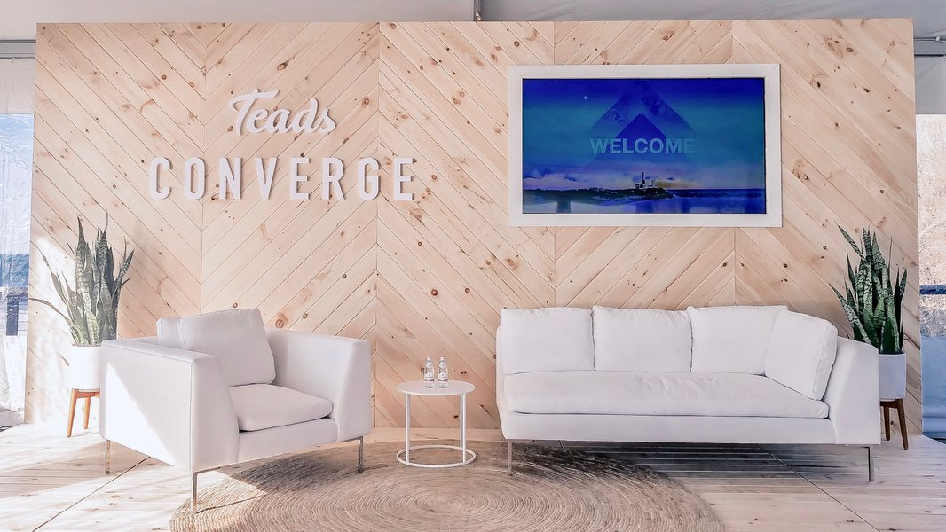 Teads Converge Summit cover photo