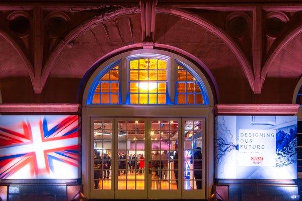 Designing Our Future, British Consulate cover photo