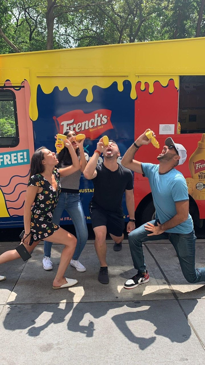 French's Mustard Ice Cream Activation photo IMG_20190803_082604_714.jpg