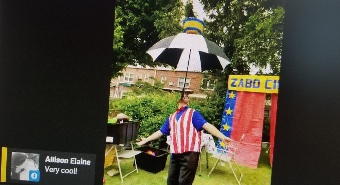 Virtual Juggling Shows service photo