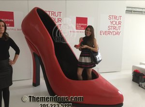 Oversized Stiletto Shoe for Beauty Event photo 4F129EF0-A88D-4A1B-9904-0994823B922A.jpg