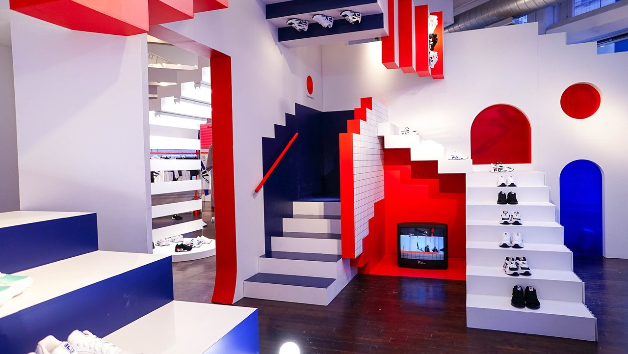 FILA Mindblower - Experiential Activation in New York, NY ...