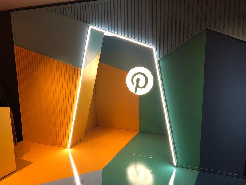 Pinterest CES '20 cover photo