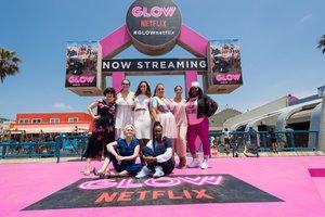 Netflix Glow at Muscle Beach photo NetflixGlow02.jpg