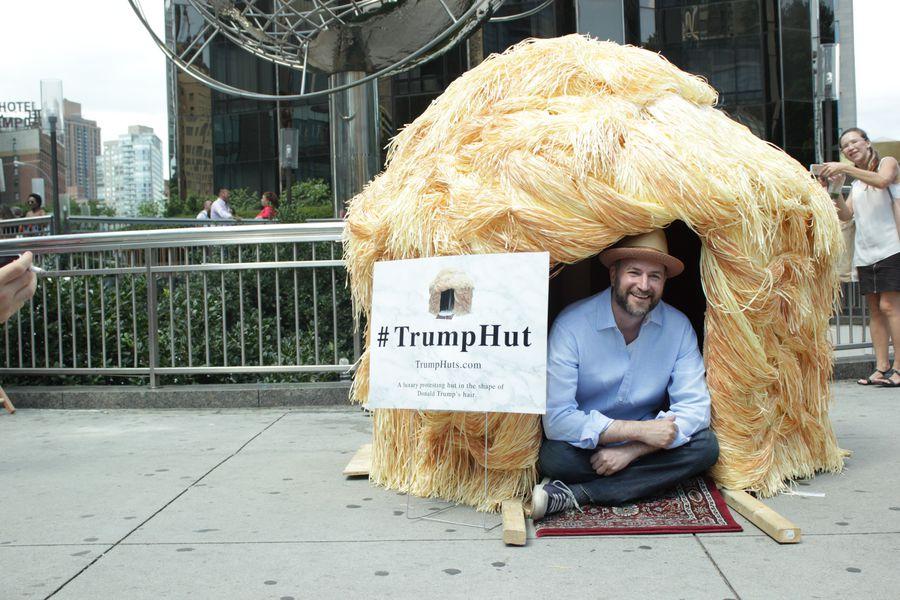 Trump Hut
