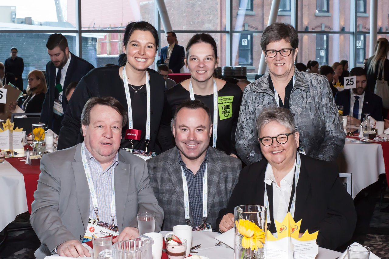 Sport Events Congress 2018 photo 154 - Quebec table with Robbie Larter.jpg