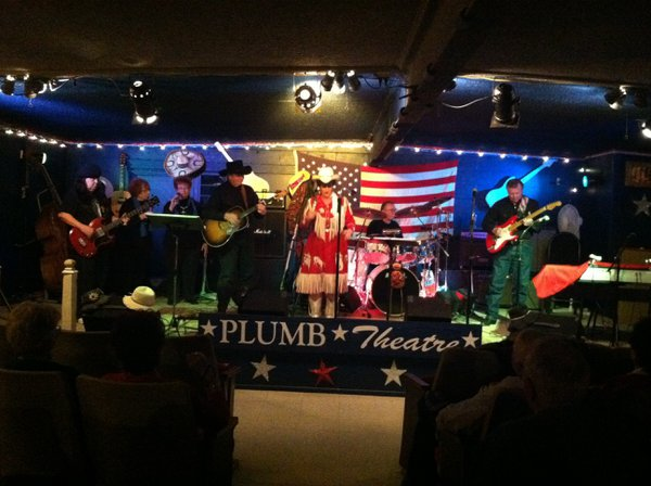 Plumb Theater cover photo