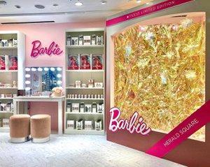 Macy's  Barbie x PUR Cosmetics  photo MacysBarbiePop_Up.jpg