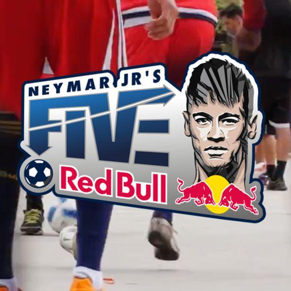 Neymar Jr's Five by Red Bull