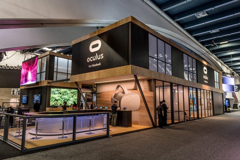 Oculus @ GDC 2018 cover photo