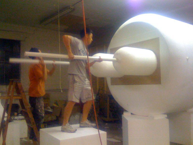 Foam Sculptures: IMG_0090.jpg