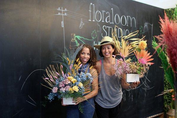 ComunityMade Street Art Flower Workshop cover photo