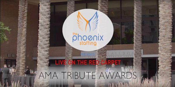 Live on the Red Carpet - Tribute Awards cover photo