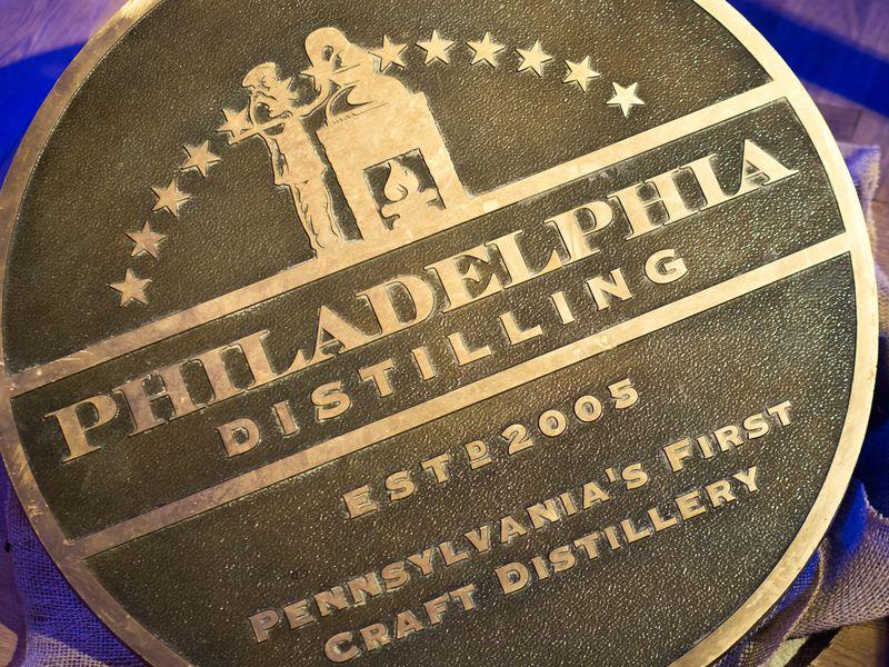 Philadelphia Distilling Grand Opening