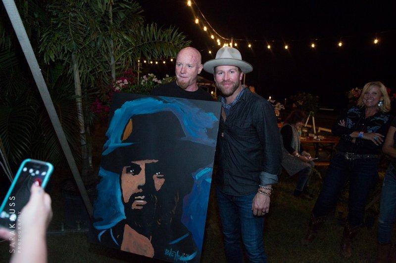 Craig Morgan Concert photo me&drake.jpg
