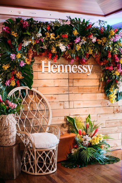 Hennessy Paradise Luau cover photo