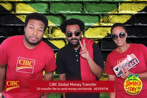 CIBC Global Money Transfer Promo photo cibc green screen photo booth.jpg