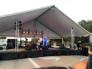 Mansfield Music Alley and Arts Festival photo Mansfield show.jpg