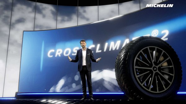 Michelin CrossClimate2 Virtual Launch