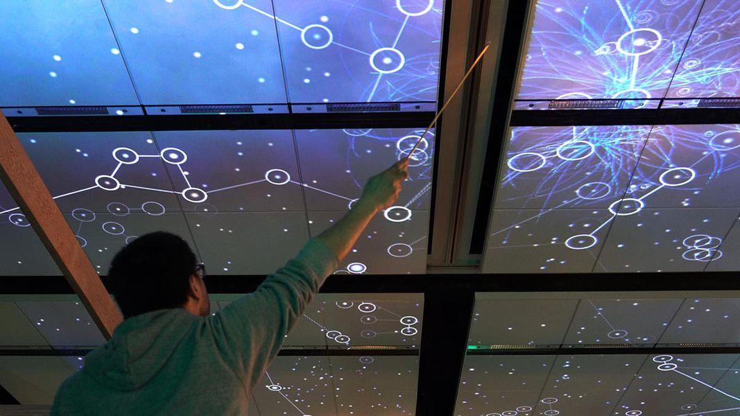 Constellations and Neutrinos