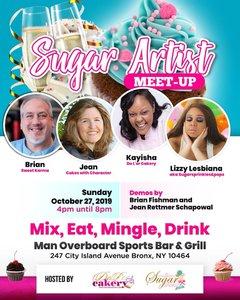 New York City Bakers Meetup photo NYC Sugar Artist Meetup Delorcakery.jpg