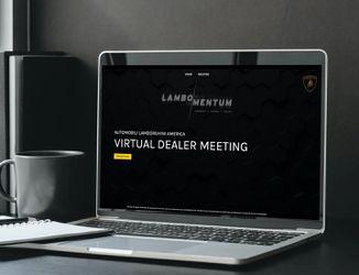 Virtual Dealer Meeting - Lamborgini